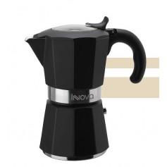Espresso kavinukas Miss Moka Innova Black