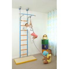 Vaikų gimnastikos sienelė WALLBARZ Family