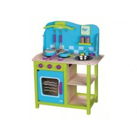 Medinė virtuvėlė+