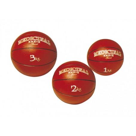 Svorinis kamuolys atšokantis, 1 kg.