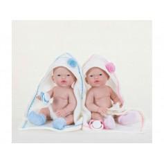 Kūdikėlis su pagalve. Mergaitė, 26 cm