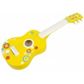 Dryžuota gitara