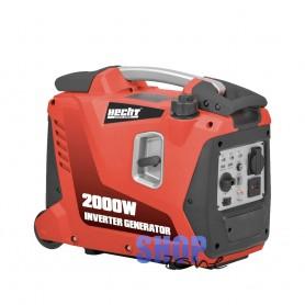 Benzininis elektros generatorius HECHT IG2200