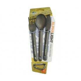 Alpha Light Cutlery Set