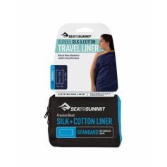 Silk-cotton liner standard