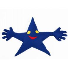 Pagalvėlė -žvaigždutė 45x45