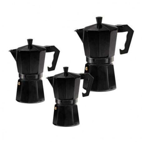 """Espresso kavinukas """"ITALIANO NERO"""" (3, 6 ir 9 puodelių)"""