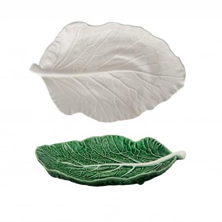"""Lėkštė 25cm """"Leaf CABBAGE"""""""
