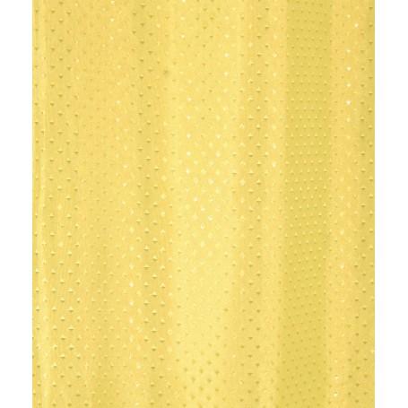 Užuolaidos voniai STAR geltona 600-40