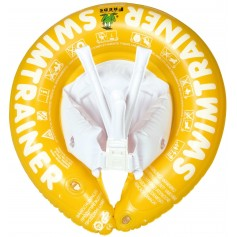 Plaukimo ratas Swimtrainer Classic geltonas