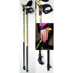 Šiaurietiško vaikščiojimo lazdos Jarvinen NW Active plus