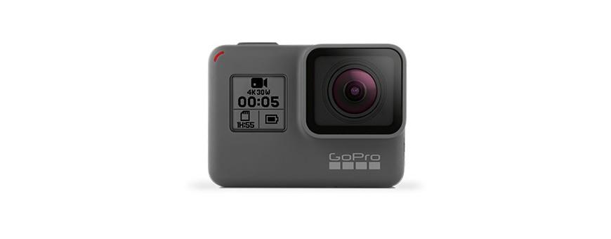 Veiksmo kameros ir jų priedai