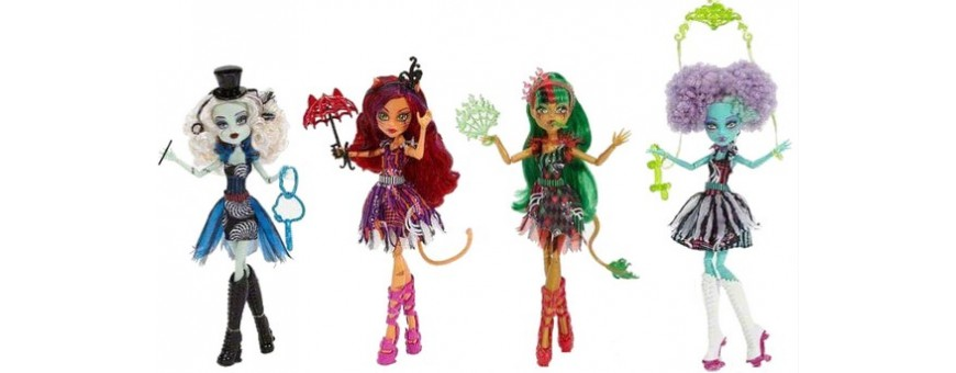 Monster High lėlės