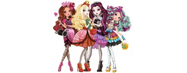 Ever After High lėlės